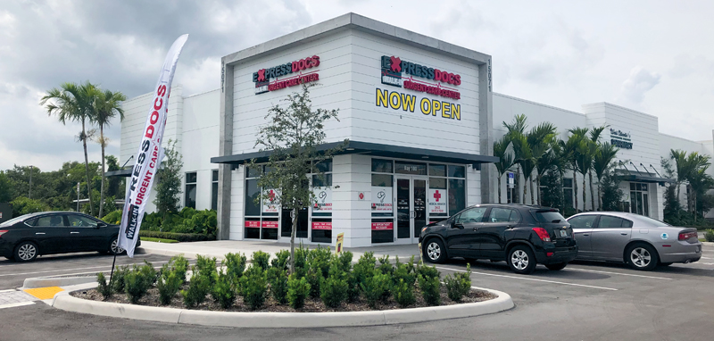 ExpressDocs Urgent Care Center west Delray Beach