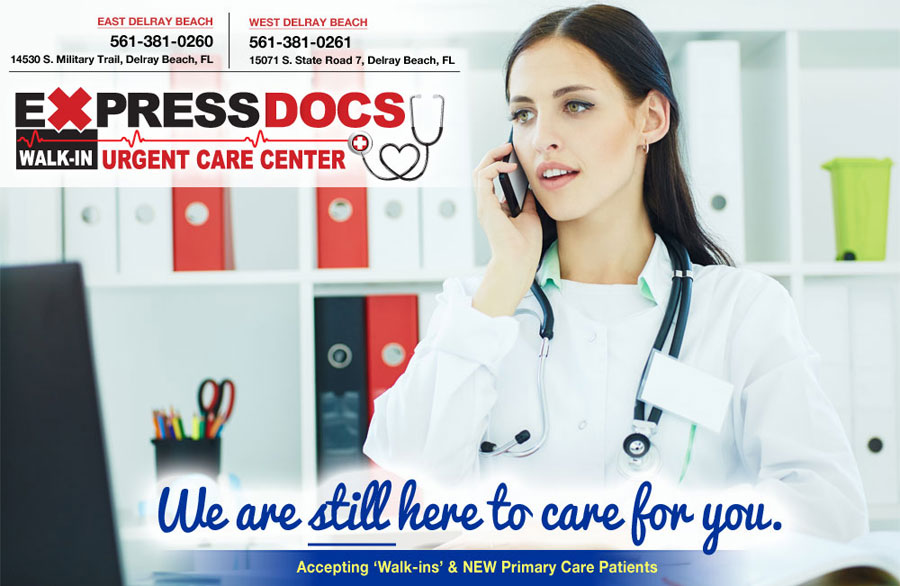 Delray Beach urgent care centers
